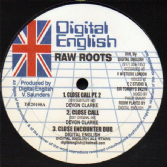 Devon Clarke - Close Call Pt 2 (2010 dub plate mix)/(2001 original vers.)  (Digital English) US 10""